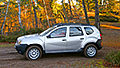 Überzeugend: Premiere des neuen Dacia Duster