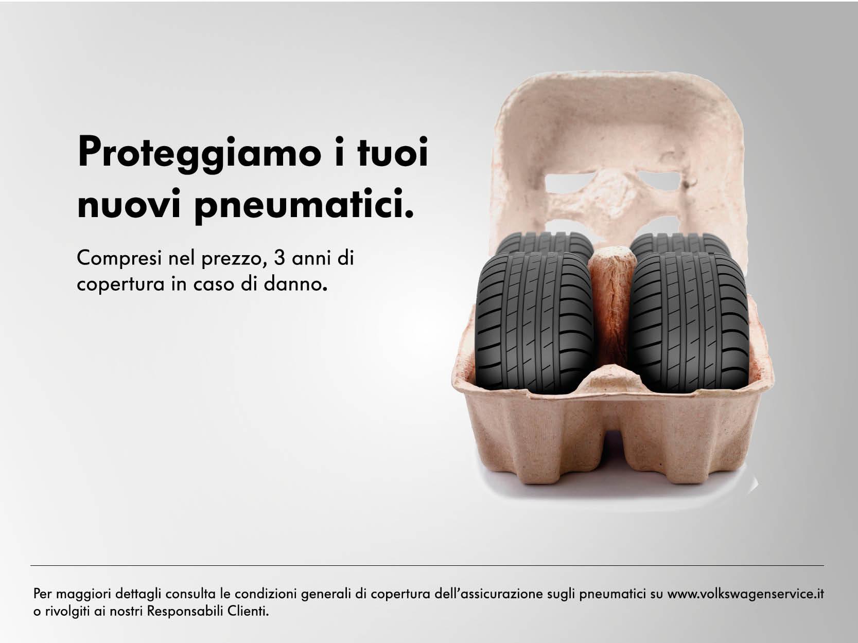 Protezione pneumatici