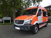 ON SALE:<br>Miesen Ambulance on Mercedes-Benz Sprinter 313 CDI