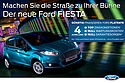 Ford Fiesta Ambiente ab 8.990  zzgl. 699  berfhrungskosten (9.689) oder 99,- im Monat