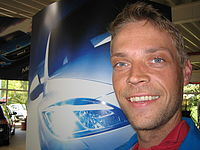 Mathias Hilcken, Service Techniker