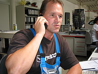 Peter Klügel, Kundendienstmeister