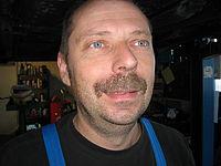 Dietmar Conrad, Master Technican
