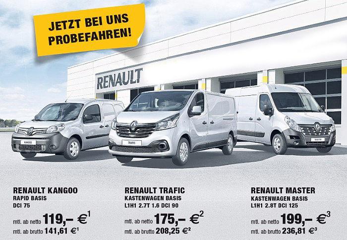 gewerbliche Renault