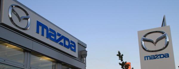 Mazda Signalisation