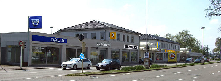 AUTOHAUS ZSCHERNITZ GMBH - Hauptseite