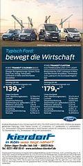 Unsere Ford Transit Angebote im Oktober 2015!