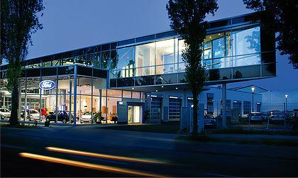 Autohaus KIERDORF Vertriebs GmbH - Ford Neuwagenmodelle