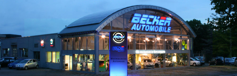 Becker-Automobile GmbH & Co. KG - News
