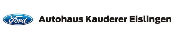 Logo Autohaus Kauderer