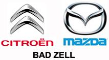 Citroen und Mazda Betrieb in Bad Zell