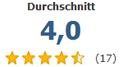 Kundenbewertung - Kurt Stricker GmbH & Co. KG