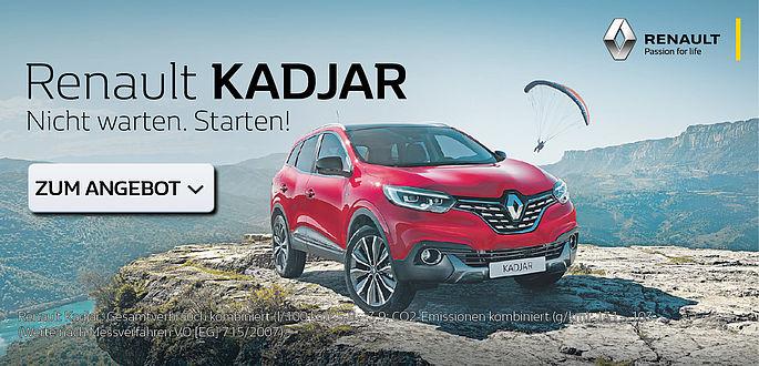 Das Autohaus Boden in Essen feiert am 5. März die Premiere des neuen Renault Megane und Renault Talisman