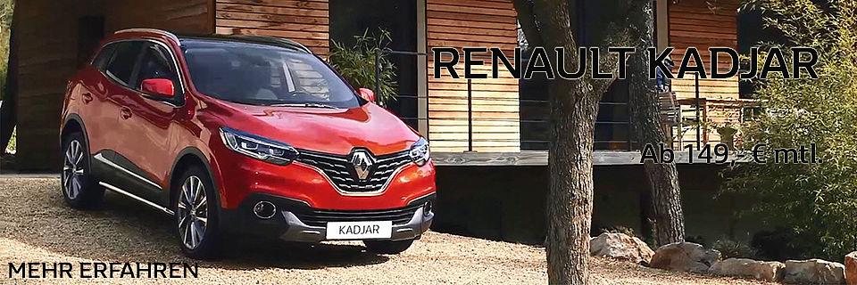Der neue Renault Kadjar