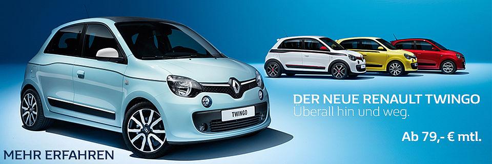 Der neue Renault Twingo