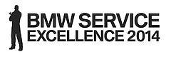 BMW Service Excellence 2014 Award-Gewinner