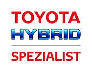 Hybrid Zertifizierung für Toyota Muermann
