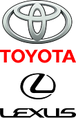 TOYOTA / LEXUS Used Car Locator mit Modix