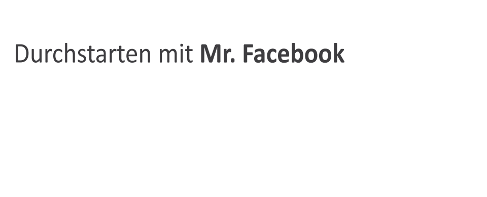 Mr. Facebook 01