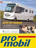 Promobil Iveco Daily 3.0 Euro 5 Gro&szlig;er Test 2/2013