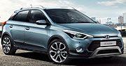 Der neue Hyundai i20 Active