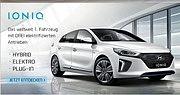 Der neue Hyundai IONIQ - einfach elektrisierend