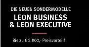 Sondermodelle SEAT Leon Business und Executive