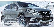 Suzuki SX4 S-CROSS - mit zinsfreier Drittelfinanzierung