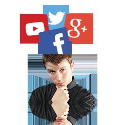 Soluzioni per i Social Media