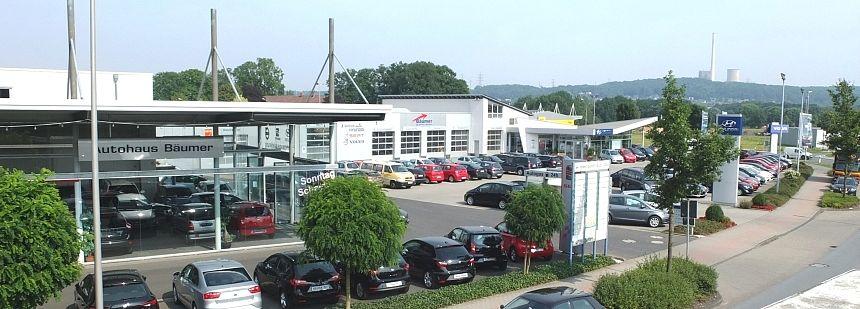 Autohaus Bäumer Werk 3