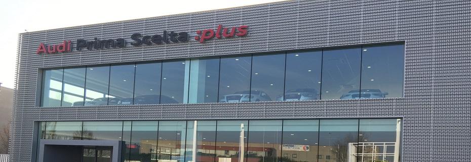Nuova Sede Audi Prima Scelta :plus