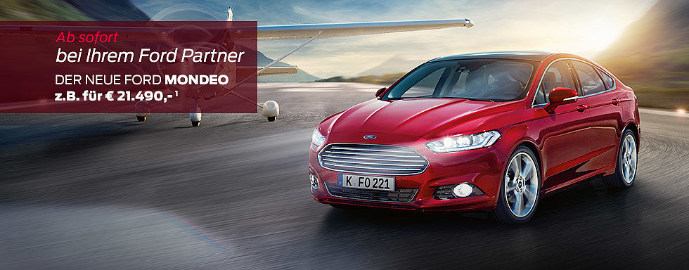 2015 mondeo rot