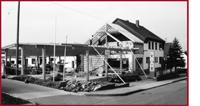 Hallenanbau 1959