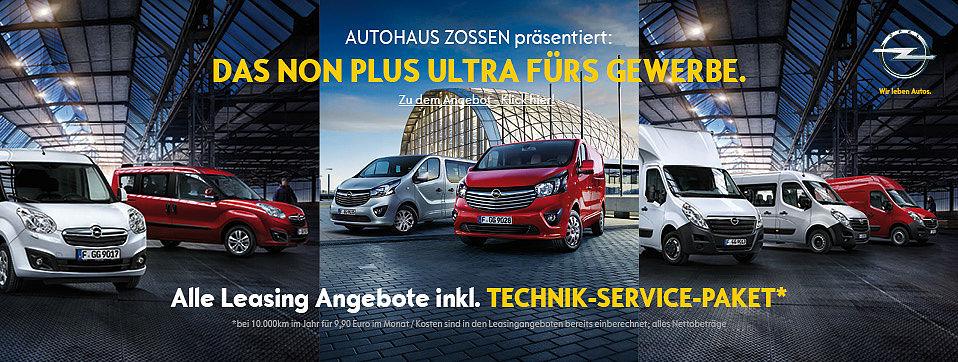 Autohaus Zossen Neuer Vivaro