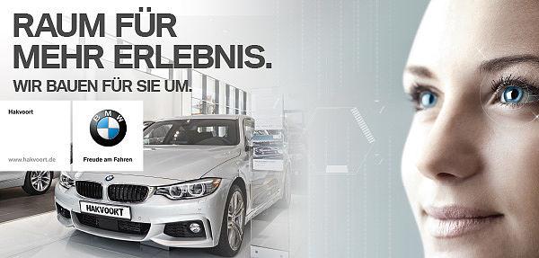 Umbau BMW HANKO Koblenz