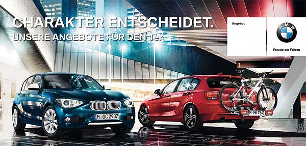 BMW 1er Service & Zubehör