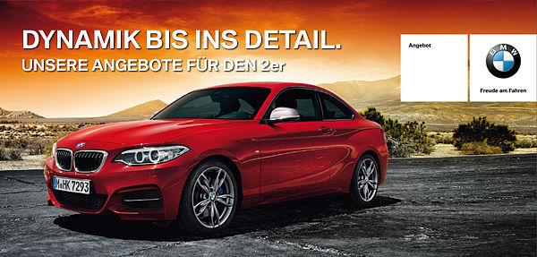 BMW 2er Service & Zubehör