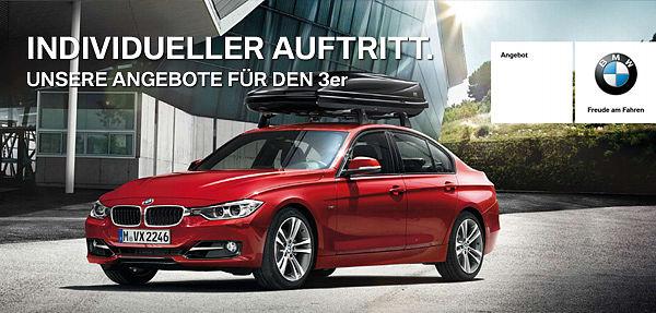 BMW 3er Service & Zubehör