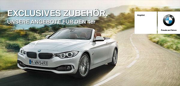 BMW 4er Service & Zubehör