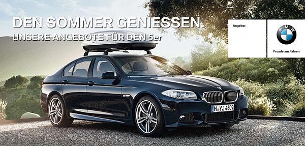 BMW 5er Service & Zubehör