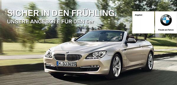 BMW 6er Service & Zubehör