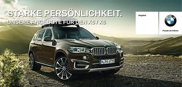 BMW X5/X6 Service & Zubehör