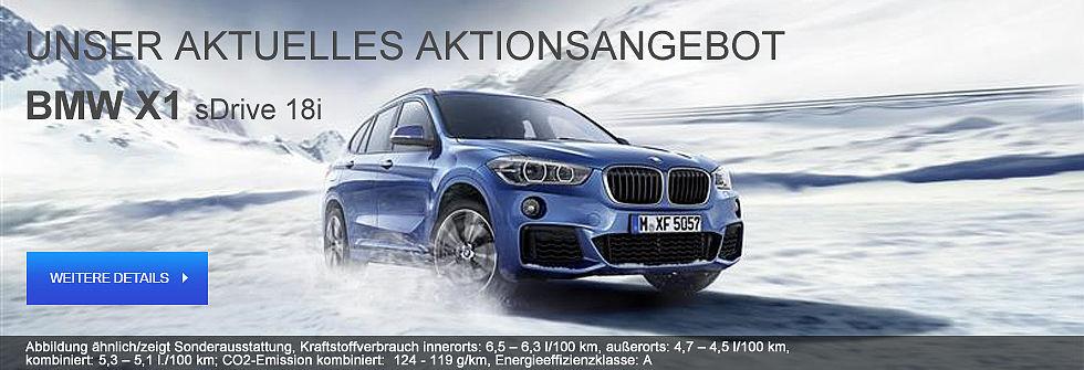 BMW Hanko X1 sDrive