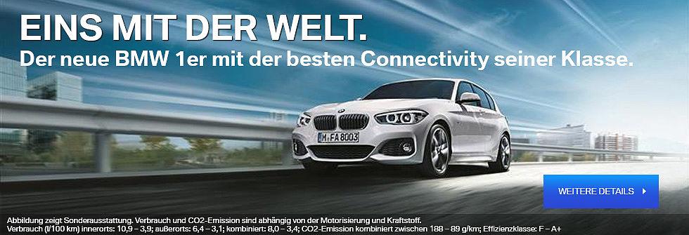 Der neue BMW 1er
