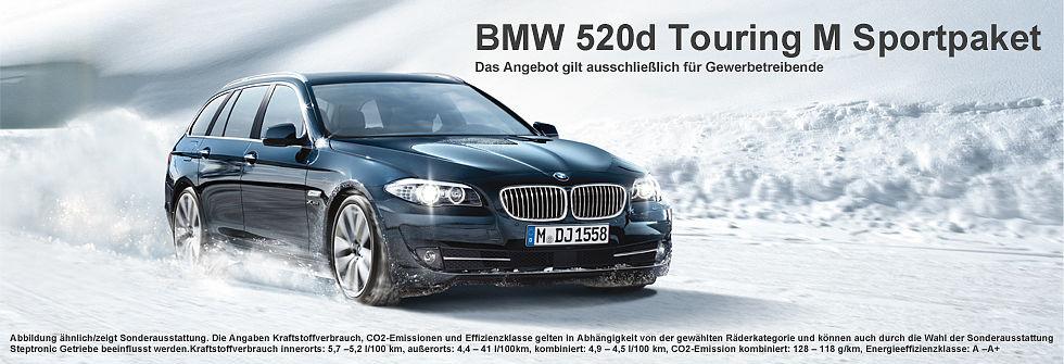 BMW Hanko 520d Touring