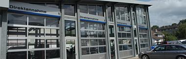 Werkstatt & Kundenservice - Fahrzeuglinks mit Markenzuweisung