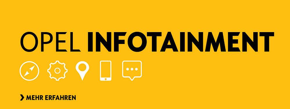 Opel Infotainment