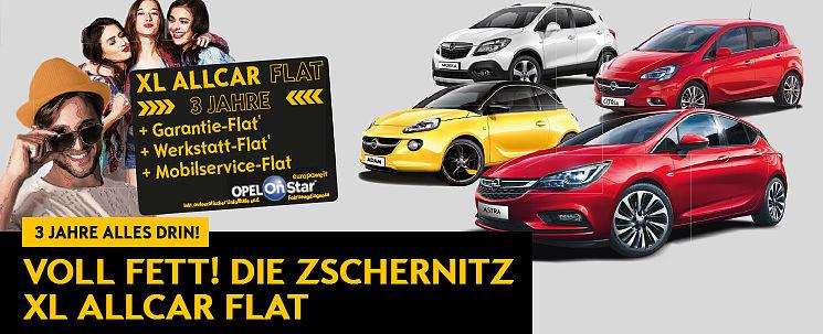 XL Allcar Flat