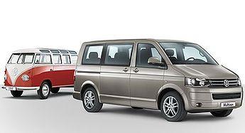 Neue VW Nutzfahrzeug Website