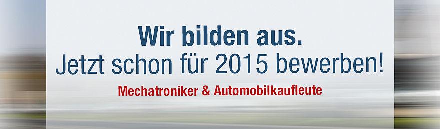Ausbildung Adeck Brauweiler Mechatroniker Automobilkaufmann